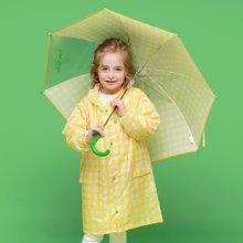 [캔디베이비]체크 우산