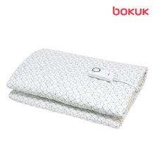 보국 퓨어 화이트 순면 안심세탁 싱글 전기요 BKB-8613S