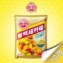 [오뚜기] 백세카레 순한맛 1kg x 10팩