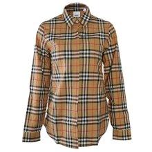 [버버리]19FW 8014010 A2219 여성 빈티지 체크 코튼 셔츠