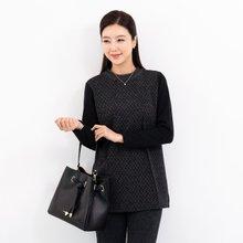 마담4060 엄마옷 따뜻해보여티셔츠-ZTE910104-