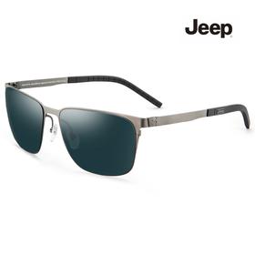 지프 Jeep 고선명 편광 미러 티타늄 선글라스 T6250_M3