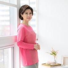 마담4060 엄마옷 햇살처럼빛나는티셔츠 QDTE904001