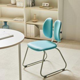 듀오백 DK 043W 회의실의자 독서실의자 공부의자
