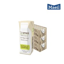 [매일우유] 상하목장 유기농우유 125mlX72팩