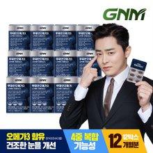 [GNM자연의품격]루테인 오메가3  30캡슐 12박스 (총 12개월분)