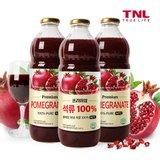 TNL [티앤엘]  NFC 프리미엄 석류원액 100% 1000ml x 3병 (총3000ml)