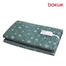 보국 눈꽃송이 안심세탁 더블 전기요 BKB-8607D