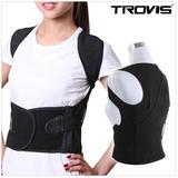 [트로비스] 바른자세밴드 CP-V510 자세교정밴드 허리보호 척추교정 어깨밴드