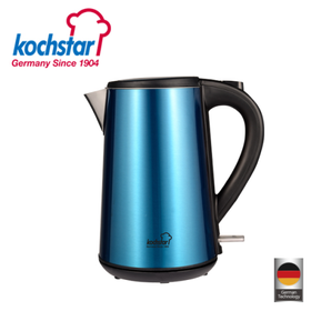 [KOCHSTAR] 독일 콕스타 세이프 쿨터치 블루 무선 주전자 [1.5L] KSEKT-1000