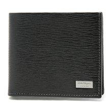 [페라가모] 남성 지갑 반지갑 66 7068 NERO 0351322
