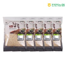 [진안농협] 연잡곡 찰현미 1kg x 5봉