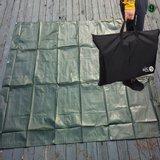 이드나인 캠핑방수포 타포린시트(2.7x3.6m)