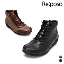 [리포소] 양가죽 특허 컴포트 효도화 RPS1616 2color 택1 (3cm)