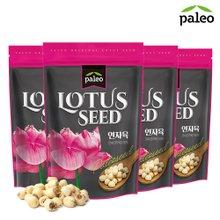 팔레오 연자육 120g 4팩 / 연꽃속씨, 연꽃씨앗