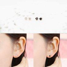 2mm 큐빅 귀걸이 ★14K 귀걸이
