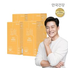안국건강 안심정제 안심 비타민C 60정 4박스(8개월)