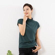 마담4060 엄마옷 반폴라민소매티셔츠 QTE908011