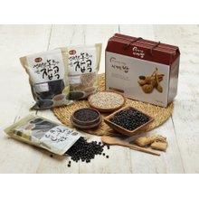 100% 국내산 건강잡곡 선물세트 5호 (보리쌀1Kg+찰보리쌀1Kg+보리쌀 1Kg)