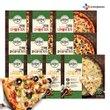 [CJ] 고메 피자 3종(디아볼라 피자 300gx3박스+고르곤졸라 피자 300gx4박스+콤비네이션 피자 450gx3박스)