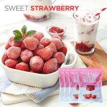 [som] 국내산 냉동 딸기 1kg x 4팩