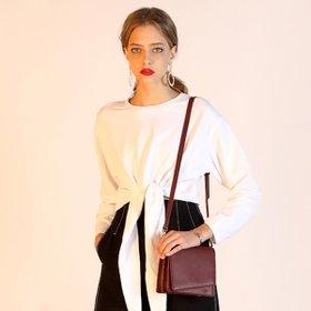 HEIZLE MINI SQUARE BAG 여성 명품핸드백 가방