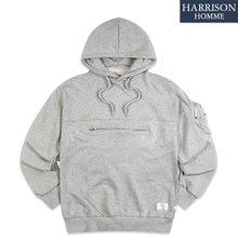 [해리슨] 남자 소매 건빵 후드 MJB1451