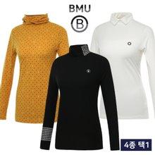 [BMU 골프웨어] FW BEST 여성 이너겸용 긴팔티셔츠 4종 택1/골프웨어_248204