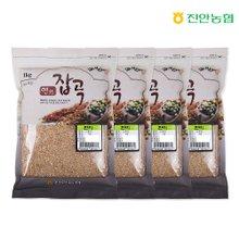 [진안농협] 연잡곡 현미 1kg x 4봉