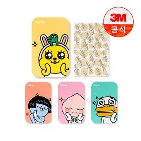 [3M]넥스케어 블레미쉬 클리어커버 36매/카카오프렌즈 틴케이스포함