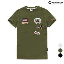 [앨빈클로]AST-3778 오리지널 반팔 티셔츠