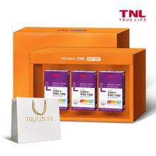 트루앤라이프 10종 복합기능성 건강한 눈 루테인PTP 선물세트 3개입 + 쇼핑백
