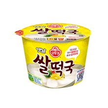 [오뚜기] 옛날 쌀떡국 181.6g x 12개