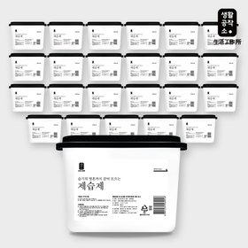 [생활공작소] [생활공작소] 습기먹는 제습제 520ml x 24입/습기제거/곰팡이예방/장마철필수/옷장곰팡이