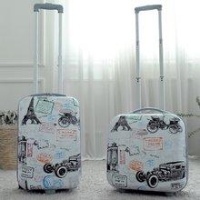[ENTREE] 앙뜨레 2858S 2955S 스탬프 캐리어 여행용캐리어 여행가방