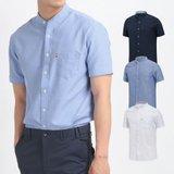 남자 캐쥬얼 남성셔츠 반팔남방 와이셔츠 DFST051