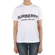 [버버리] 로고 SHOTOVER 8008894 A1464 여자 반팔티셔츠