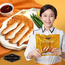김나운 제주 등심 치즈 돈까스 6팩 총12장+소스1통