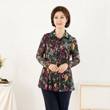 마담4060 엄마옷 꽃무늬앙상블세트 QEN908001