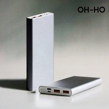 (s) 오호 W01 고속충전 QC3.0/PD지원 대용량 보조배터리 10000mAh