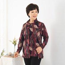 마담4060 엄마옷 가을나뭇잎앙상블세트-ZEN910002-