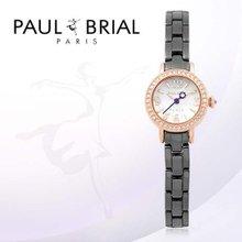 폴브리알(PAUL BRIAL) 여성시계(PB8002RGB_A/팔찌밴드)