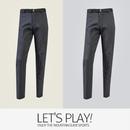 [마운틴가이드]겨울 등산복/단체복/작업복/클라이밍팬츠/남성 기모 등산바지 TXM-P7492