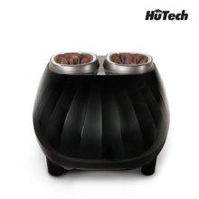 [휴테크] 바디케어 발마사지기 블랙펄/ 발바닥롤링/ 입체 공기압/발뒤꿈치 돌기/온열