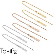 [타키비즈] 슬림스틱핏 귀걸이