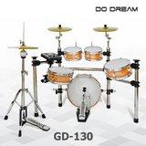 두드림 전자드럼 GD-130/업그레이드/국내산 모듈/가정용 드럼/프리미엄 드럼/전자드럼