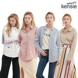 [켄지] KENSIE 40수 코튼 100% 에뜨왈 셔츠 4종 (From NewYork)