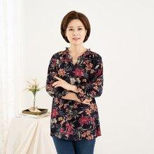 마담4060 엄마옷 예쁜꽃블라우스 QBL908060