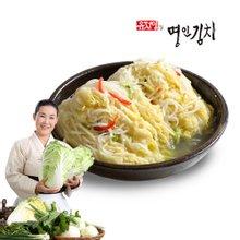[식품명인 유정임의 명인김치] 백김치 3kg