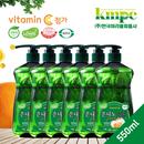 은나노스텝 비타민 주방세제 550ml (6개)